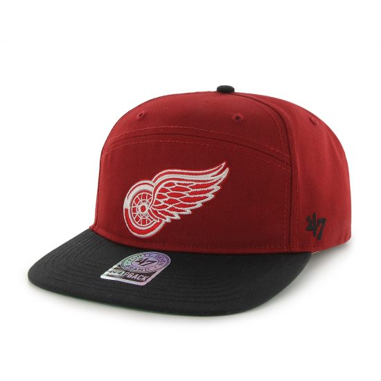 Snapback 47 brandDetroit Red Wings CAPTAIN SF koupit