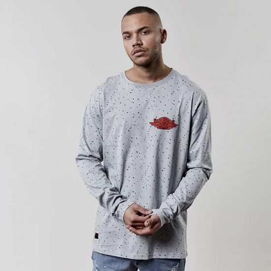Cayler & Sons Fly High Longsleeve grey 1150 Kč