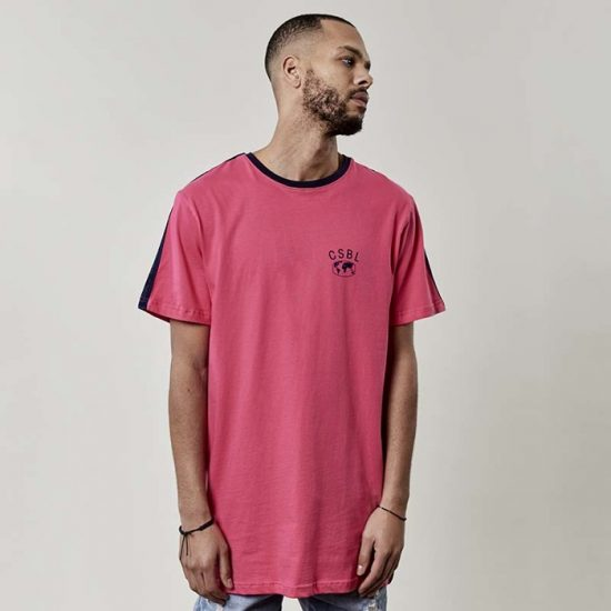 Triko Cayler & Sons World Class Long Tee pink CSBL 1150 Kč