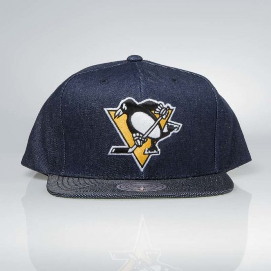 Mitchell & Ness snapback Pittsburgh Penguins Raw 950 Kč