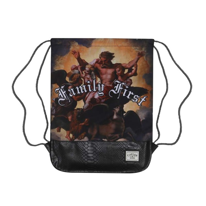 Batoh Cayler & Sons WL Family First Gym Bag 675 Kč