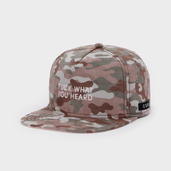 Kšiltovka Cayler & Sons BLACK LABEL Snapback CSBL What You Heard Cap Multicolor 985 Kč