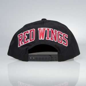 ksiltovka-mitchell-and-ness-detroit-red-wings-black-ripstop-honeycomb-koupit