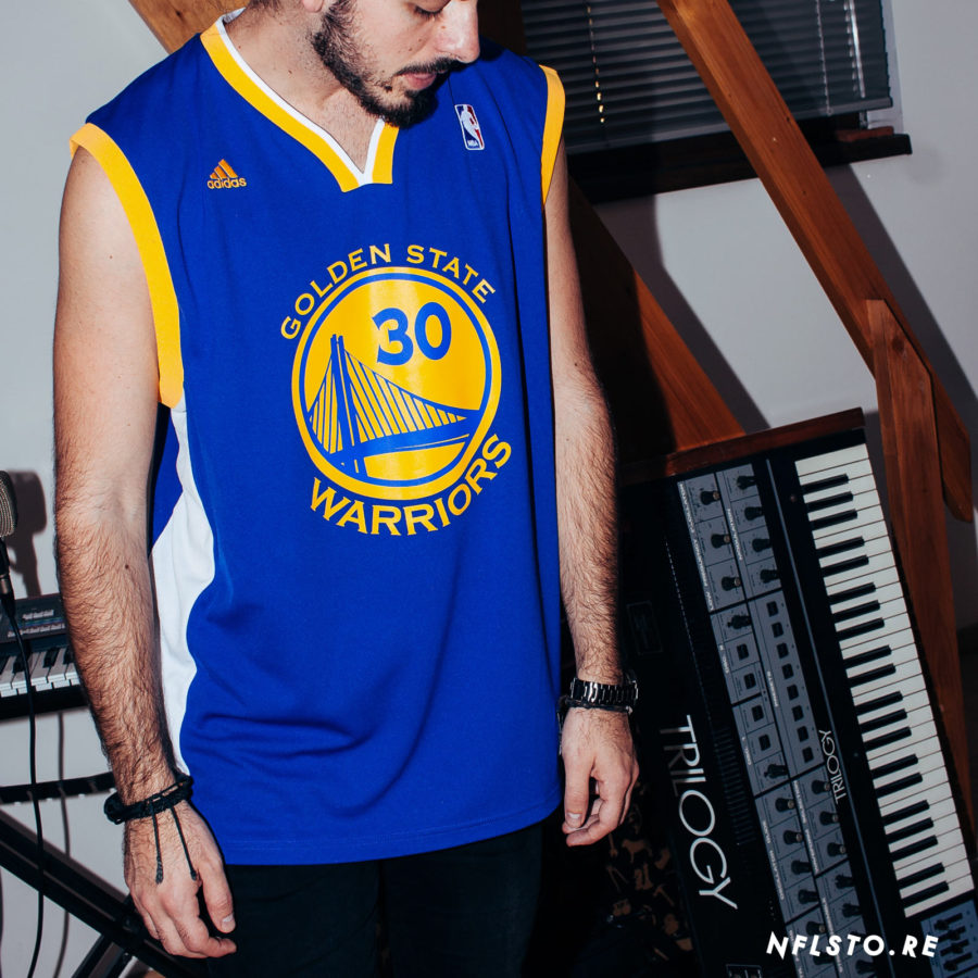 Dres adidas Golden State Warriors 30 Curry 1990 Kč