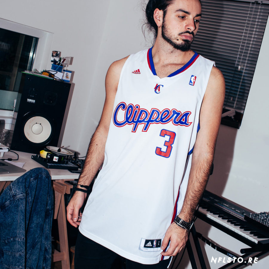 Dres adidas Los Angeles Clippers 3 Paul 1390 Kč