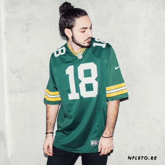 Dres nike Green Bay Packers NFL 18 Cobb Europe
