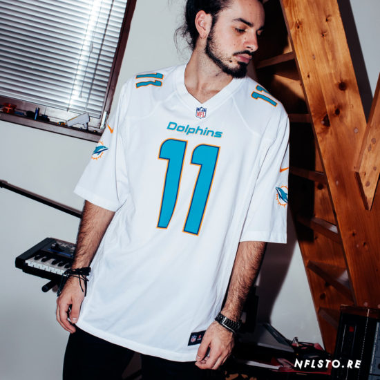 Dres Nike NFL Miami Dolphins 11 Mike Wallace Praha