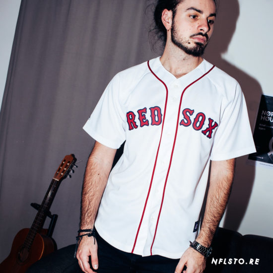 Dres MLB Majestic Boston Red Sox Praha