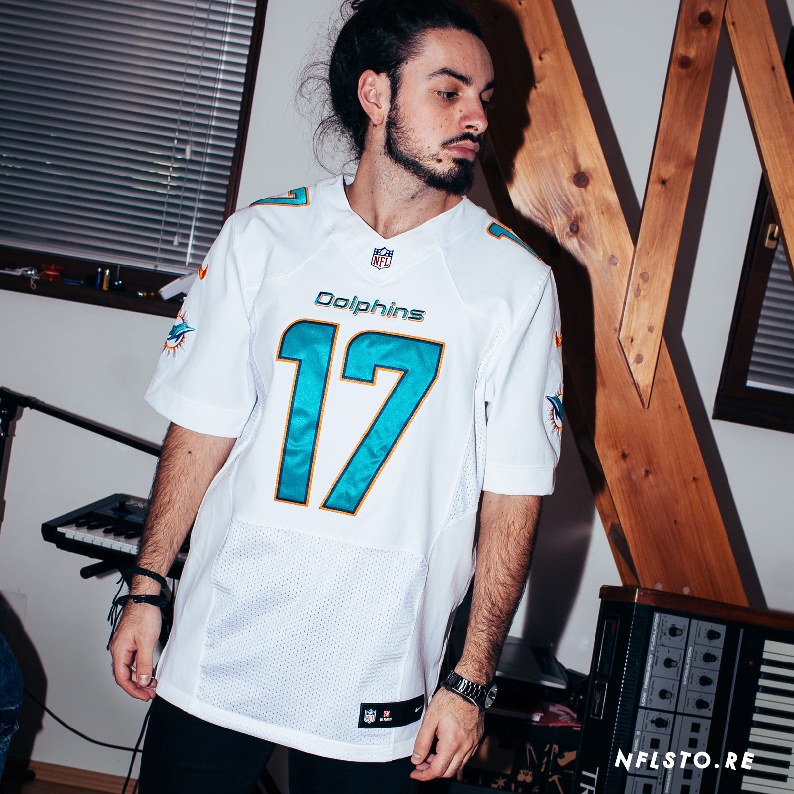 low priced b391a 9bd5e Nike Jersey NFL Miami Dolphins 17 Ryan Tannehill Elite • NFLSTORE. Europe