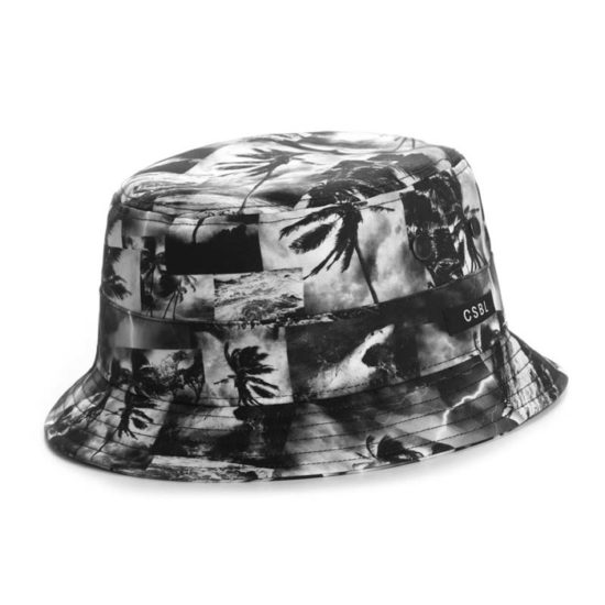 Klobouk Cayler & Sons Black Label Epic Storm Bucket Hat black buy