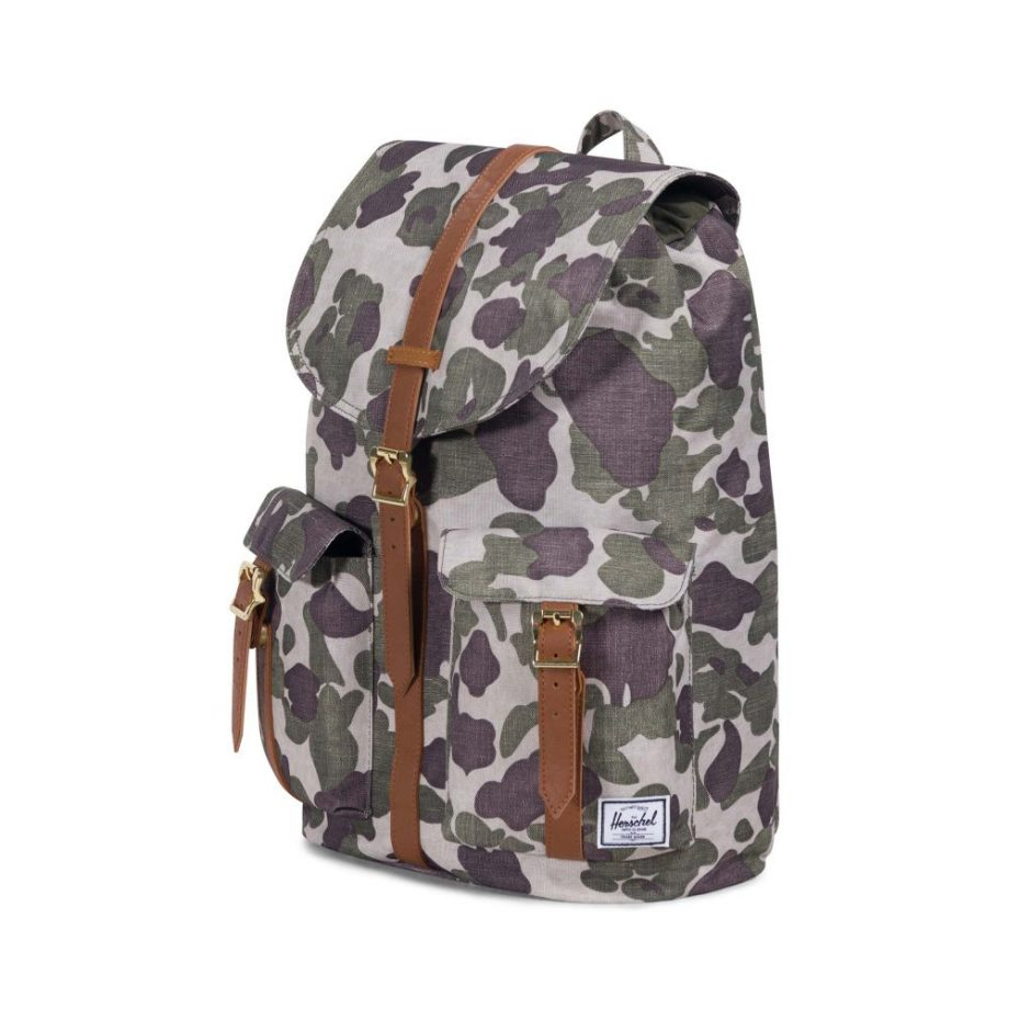 Batoh Herschel Supply Dawson Backpack frog camo novinka