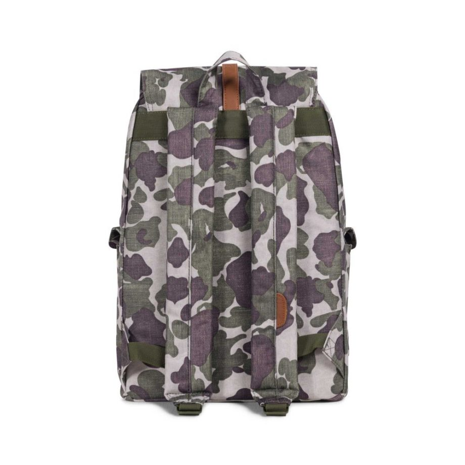 Batoh Herschel Supply Dawson Backpack frog camo new