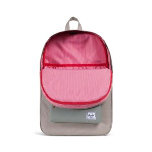 batoh-herschel-supply-heritage-backpack-light-khaki-crosshatch-Shadow-Brick Red-Tan-new