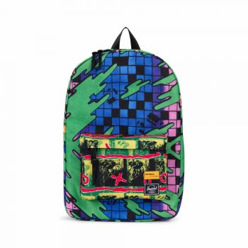 Batoh Herschel Supply Winlaw Backpack check/surf 2035 Kč
