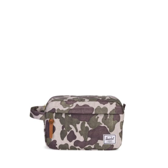 Taška Herschel Supply Chapter Travel Kit Frog Camo 890 Kč