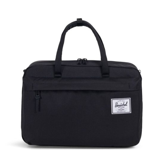 Taška Herschel Supply Bowen Travel Duffle black 2535 Kč