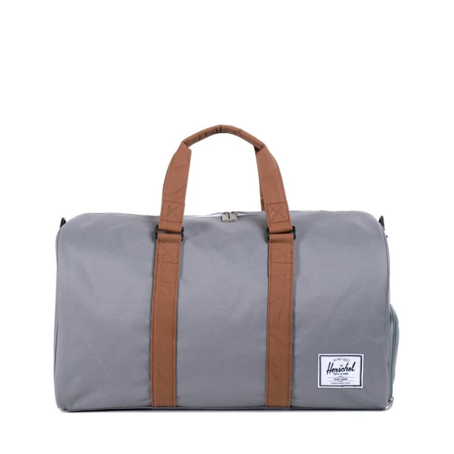 Taška Herschel Supply Novel Duffle Grey 2549 Kč