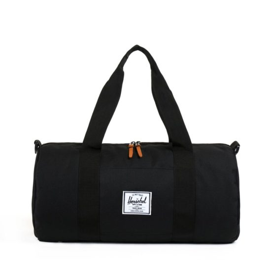 Taška Herschel Supply Sutton Duffle Mid-Volume black 1775 Kč