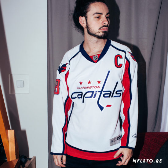 Dres NHL Reebok Washington Capitals 8 Ovechkin 2490 Kč